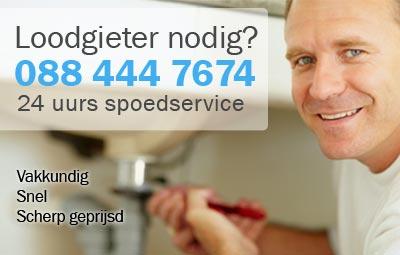 Loodgietersbedrijf Breda